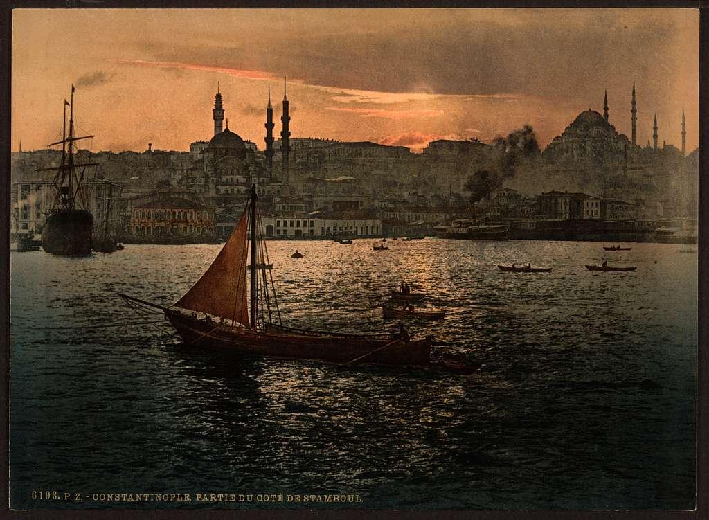 [Stamboul, Constantinople, Turkey]