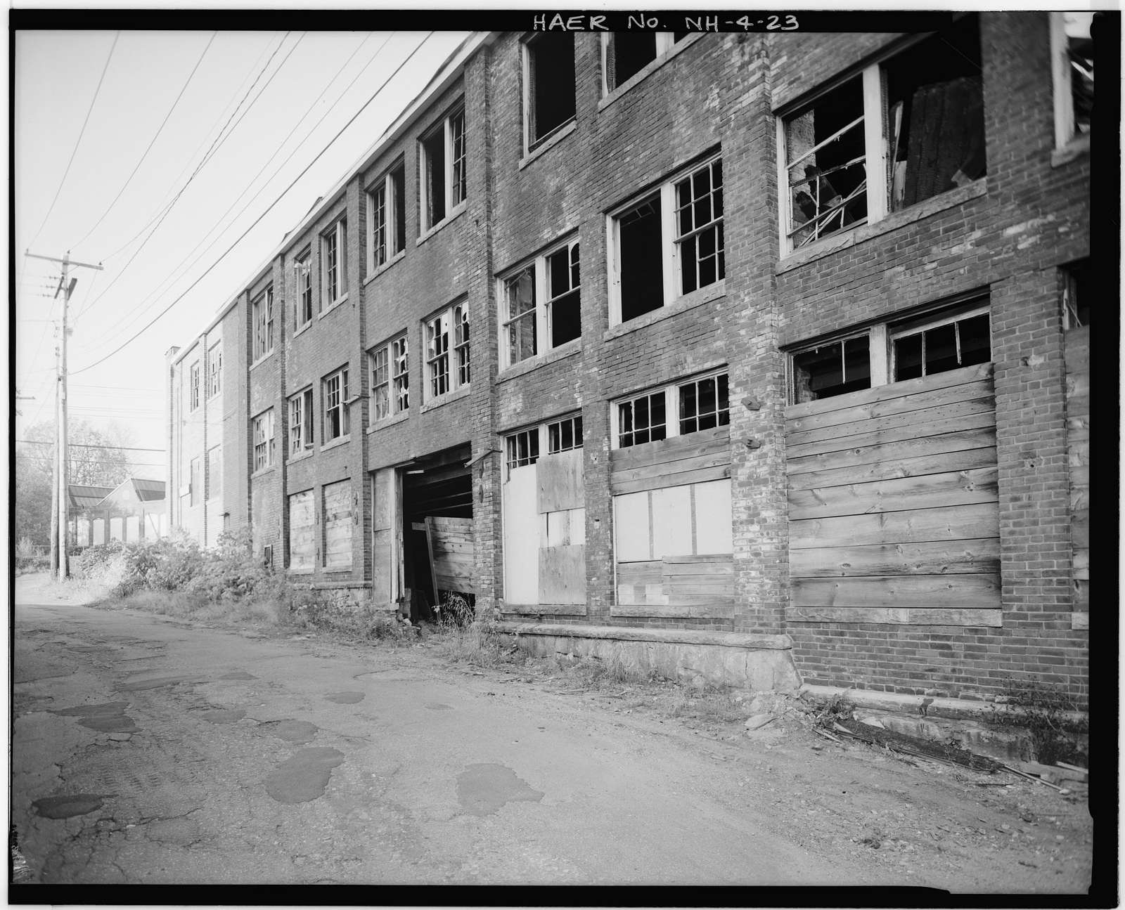 Sullivan Machinery Company, Main Street between Pearl & Water Streets, Claremont, Sullivan County, NH