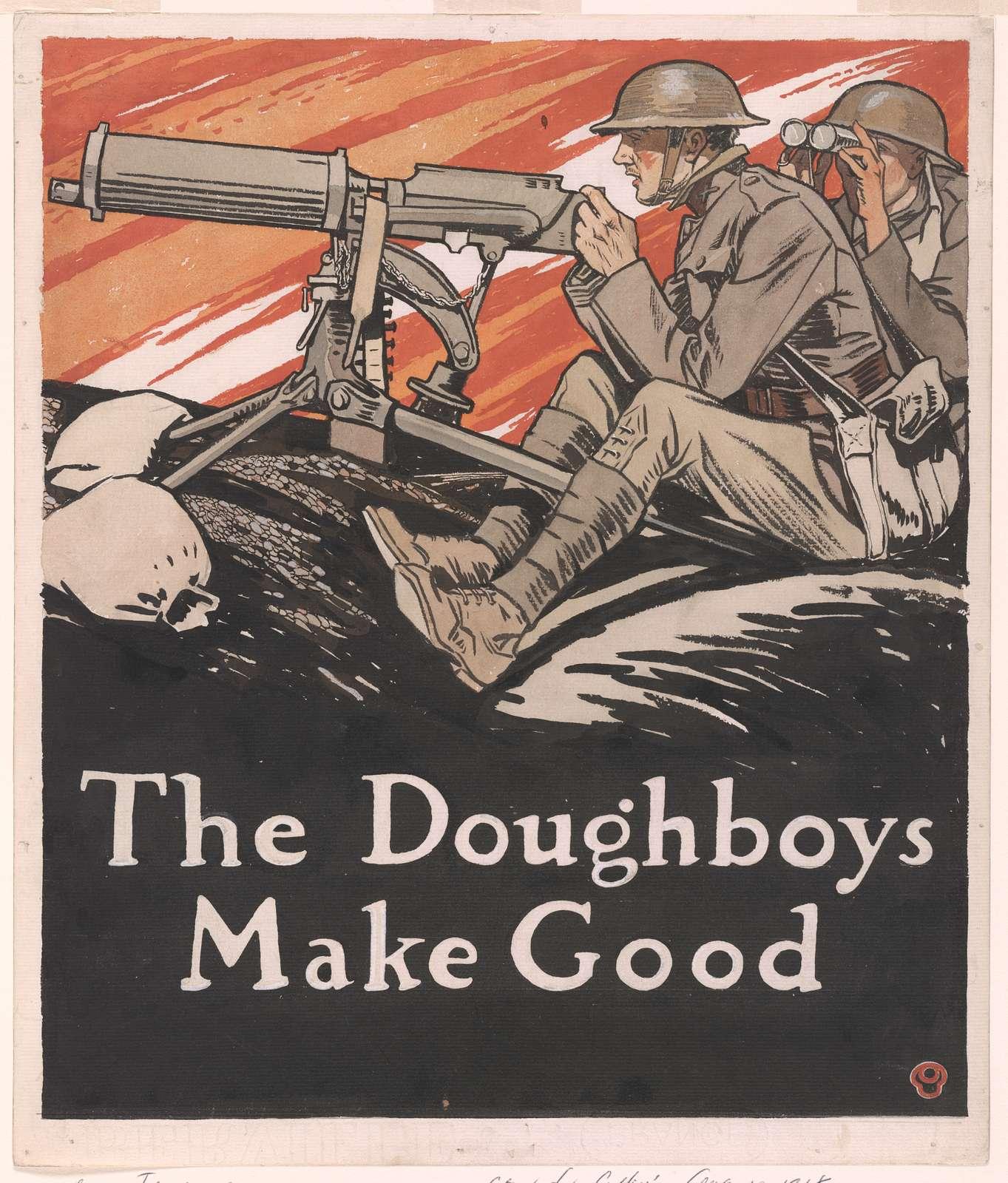 The doughboys make good