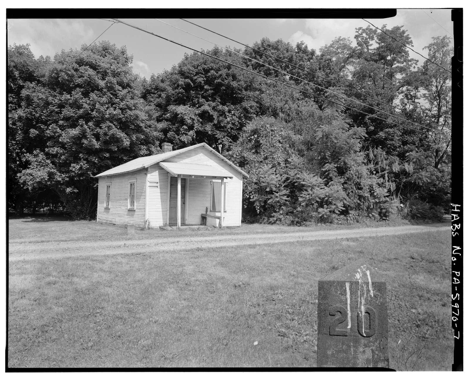 Town of Claysburg, Claysburg, Blair County, PA