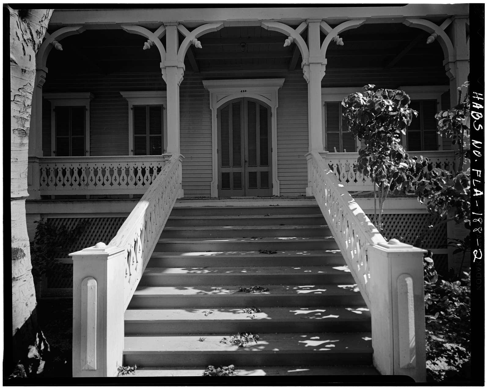 Webb-Porter House, 429 Caroline Street, Key West, Monroe County, FL