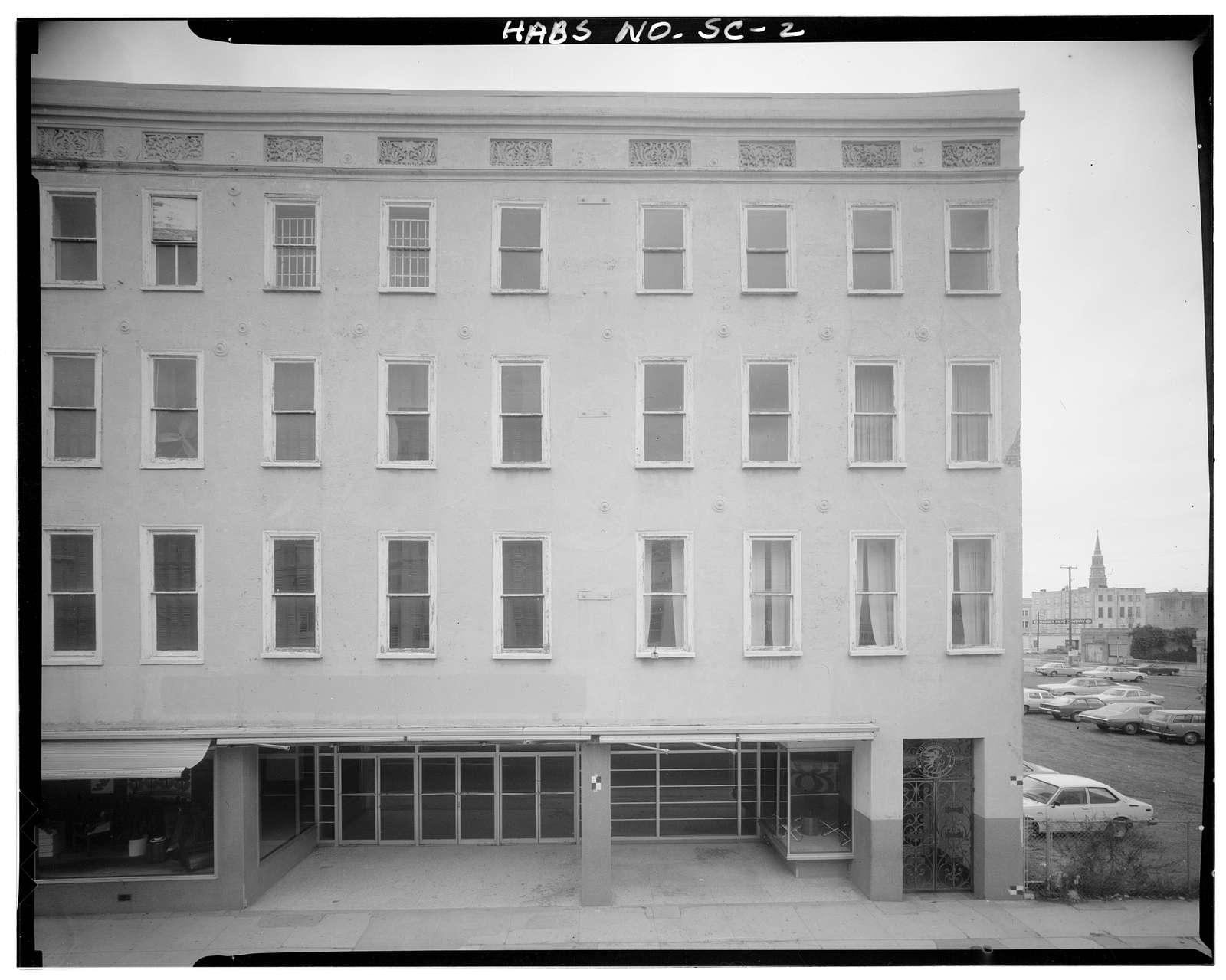 238-242 King Street (Commercial Building), Charleston, Charleston County, SC