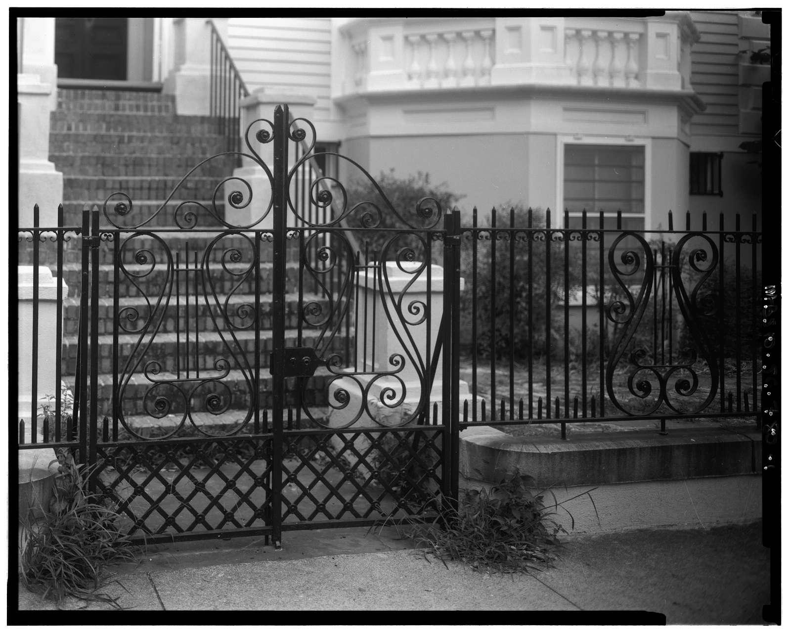 24 New Street (House), Charleston, Charleston County, SC