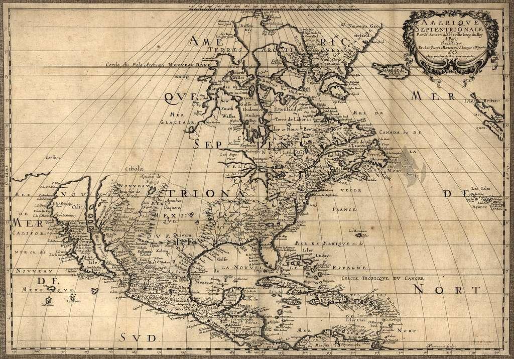 Amérique septentrionale /