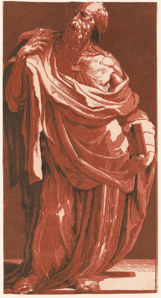 An apostle (Paul?)