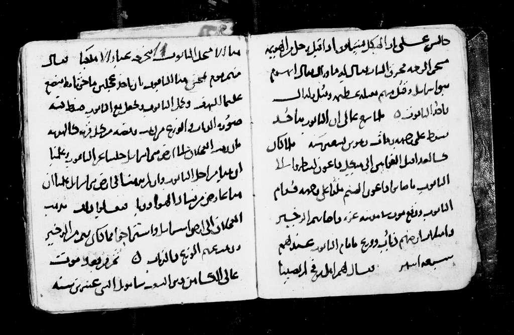 Arabic Manuscripts 582. History