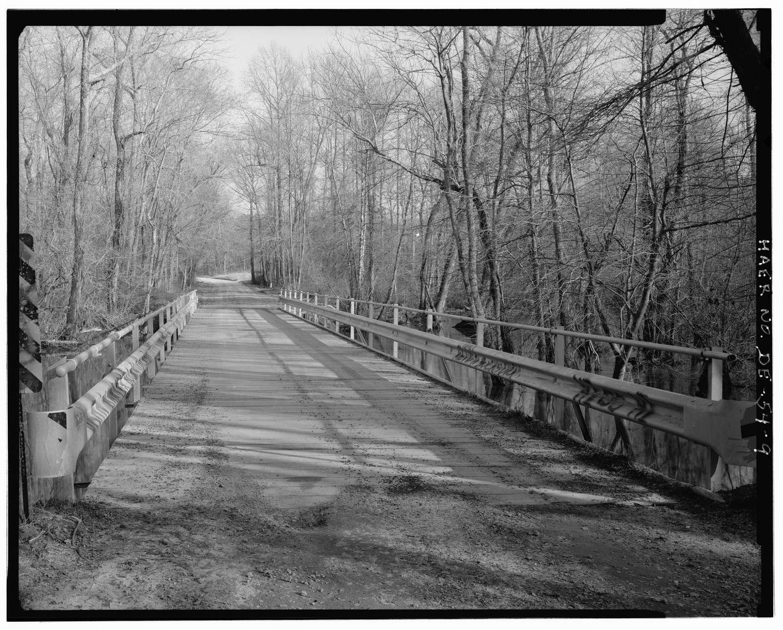 Carter's Bridge, Still Road (Road 211), spanning Choptank River, Sandtown, Kent County, DE