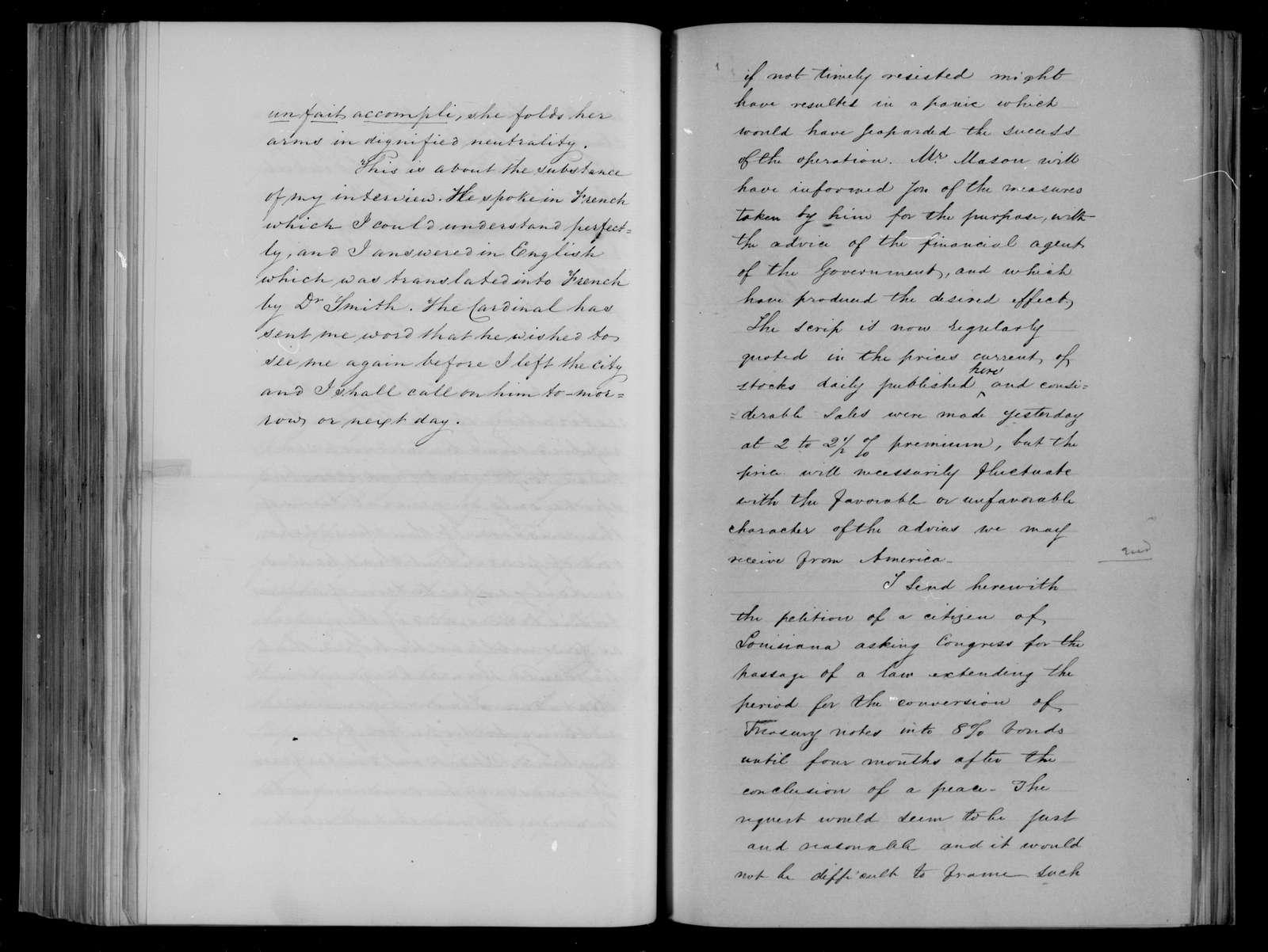 Confederate States of America records: Microfilm Reel 30
