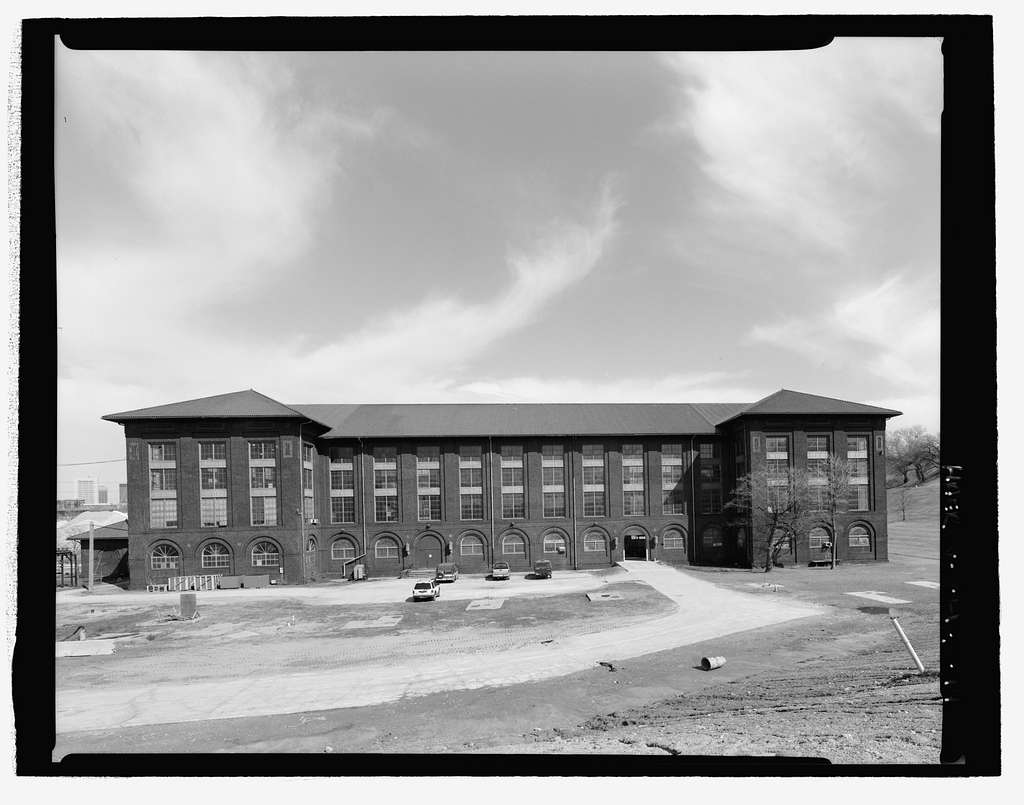 Division Avenue Pumping Station & Filtration Plant, West 45th Street and Division Avenue, Cleveland, Cuyahoga County, OH