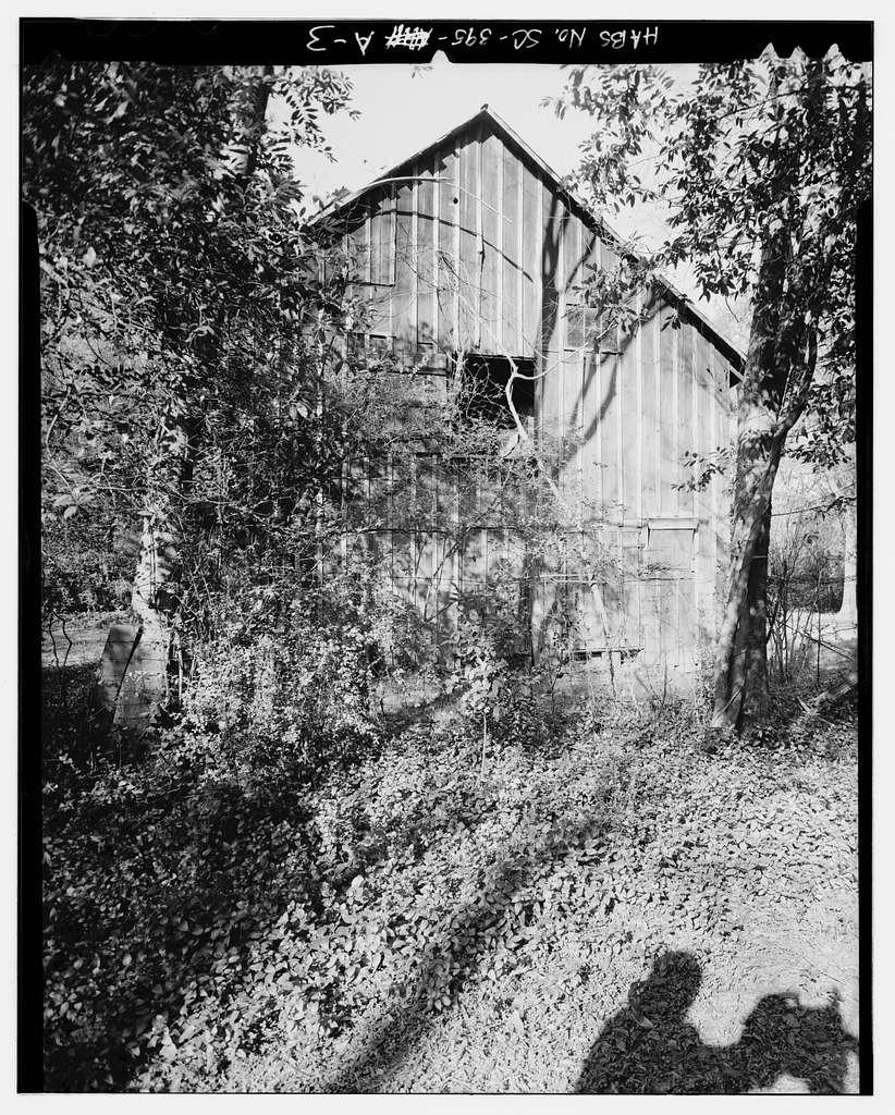 Ensor-Keenan Barn & Carriage House, 80l Wildwood Avenue, Columbia, Richland County, SC