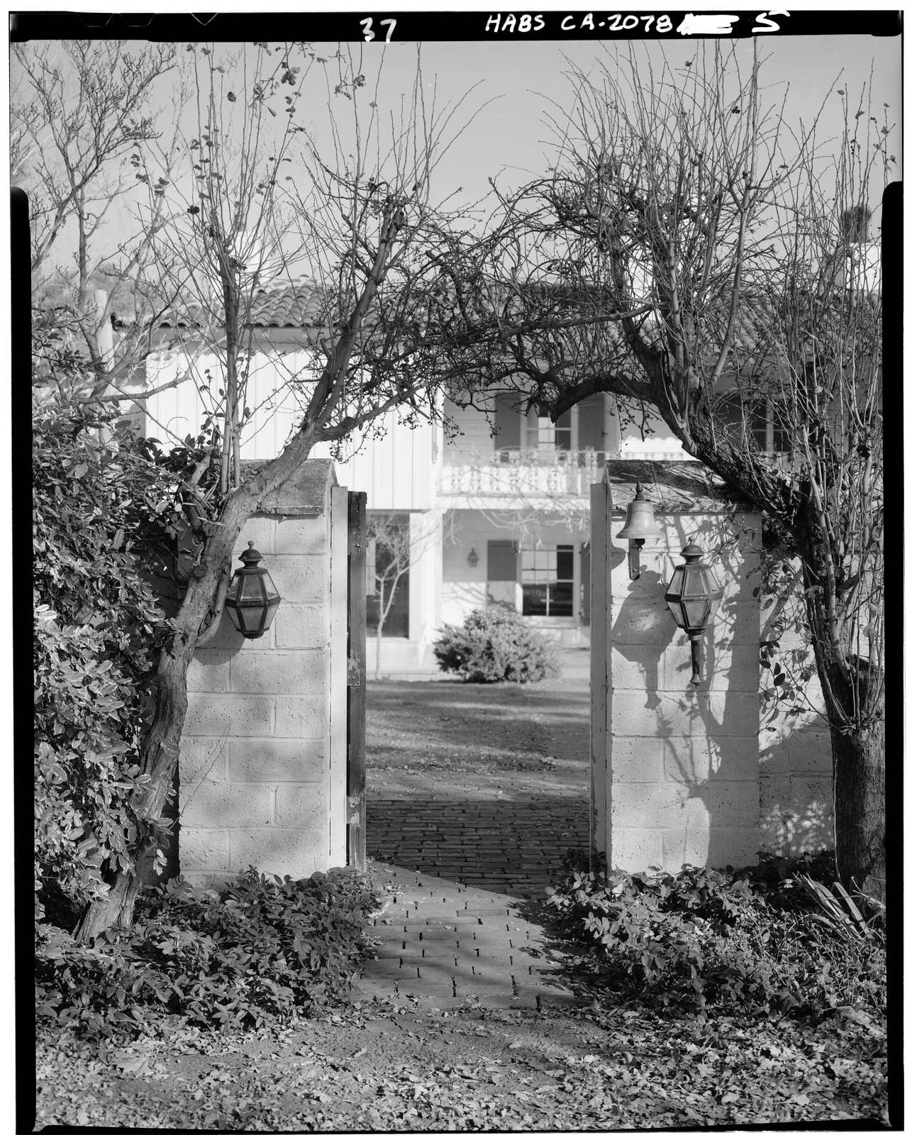 Eugene O'Neill House, Kuss Road, Danville, Contra Costa County, CA