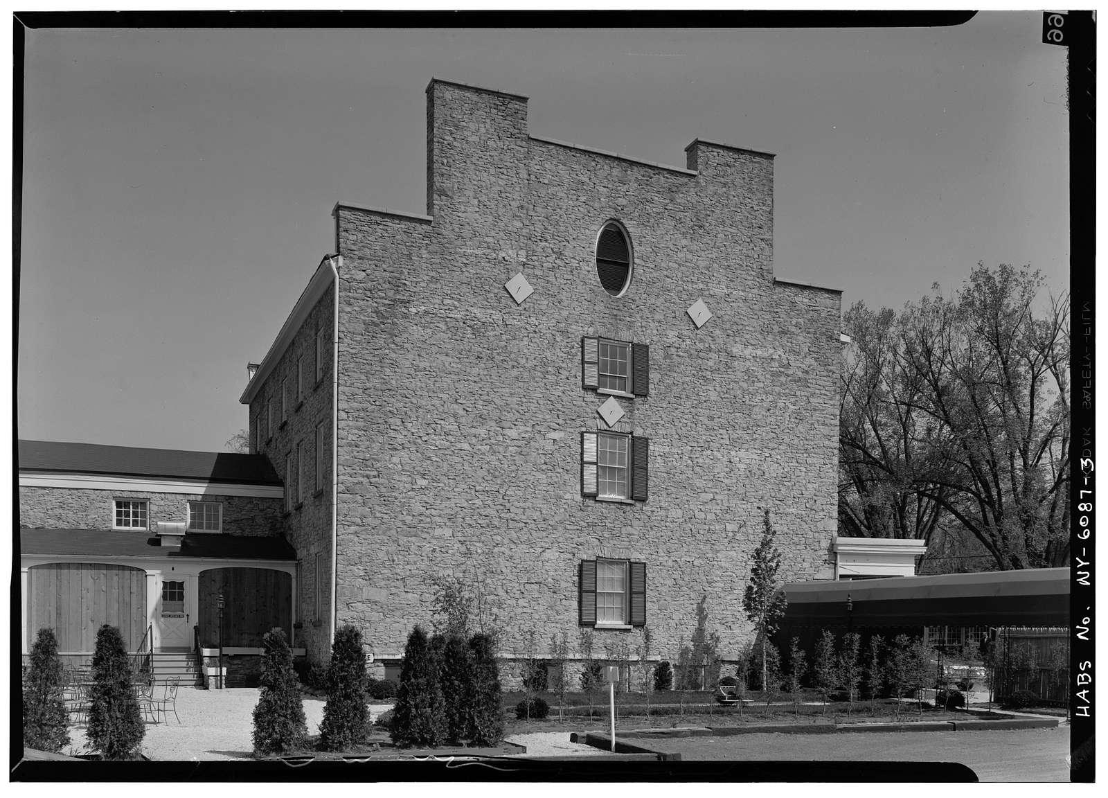 Frontier House, 450 Center Street, Lewiston, Niagara County, NY