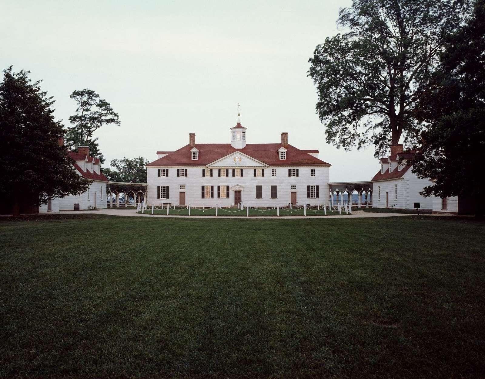George Washington's estate, Mount Vernon, Virginia