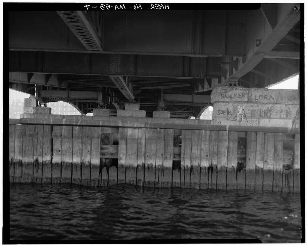 Harvard Bridge, Spanning Charles River at Massachusetts Avenue, Boston, Suffolk County, MA