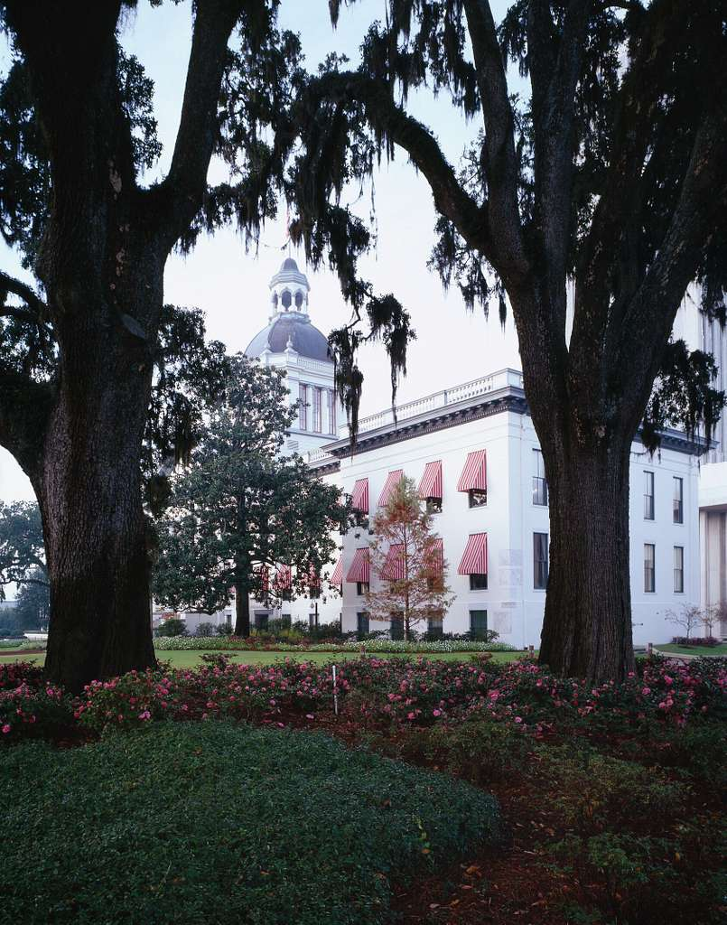 Historic Capitol, Tallahassee, Florida