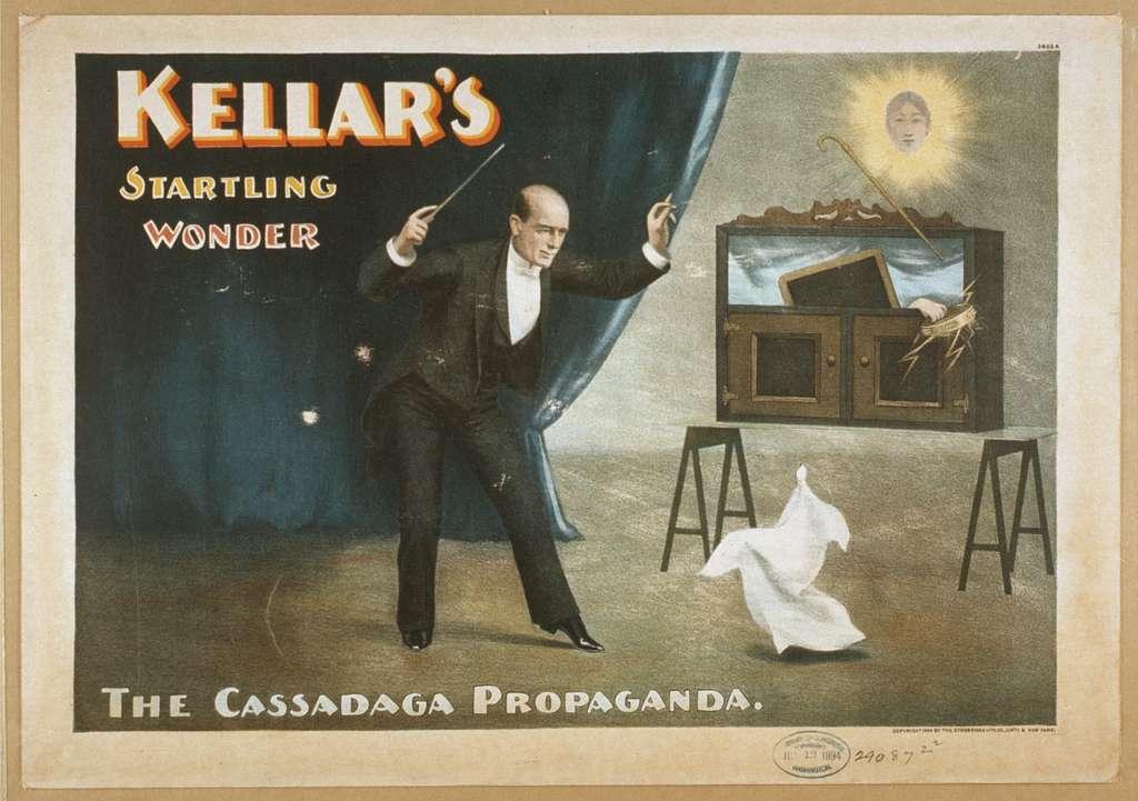 Kellar's startling wonder