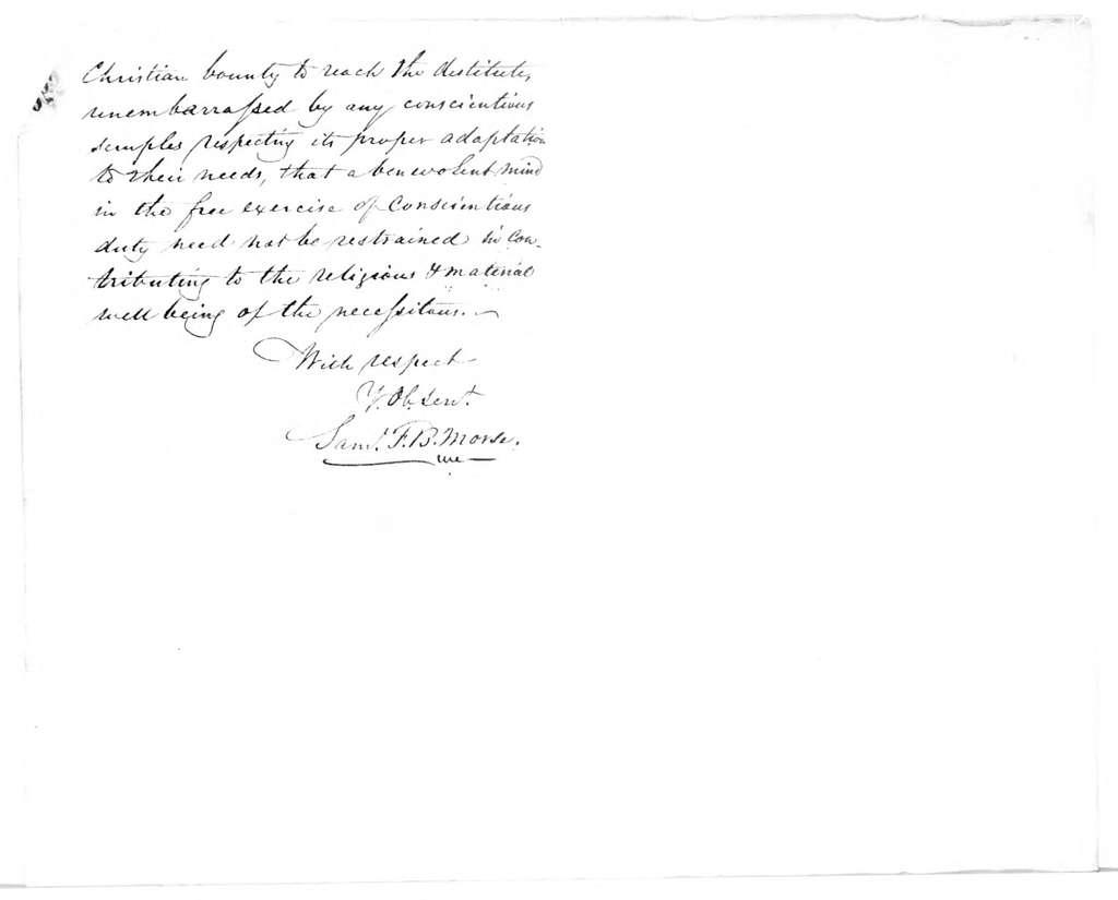 Letterbook---26 November 1863-22 July 1865
