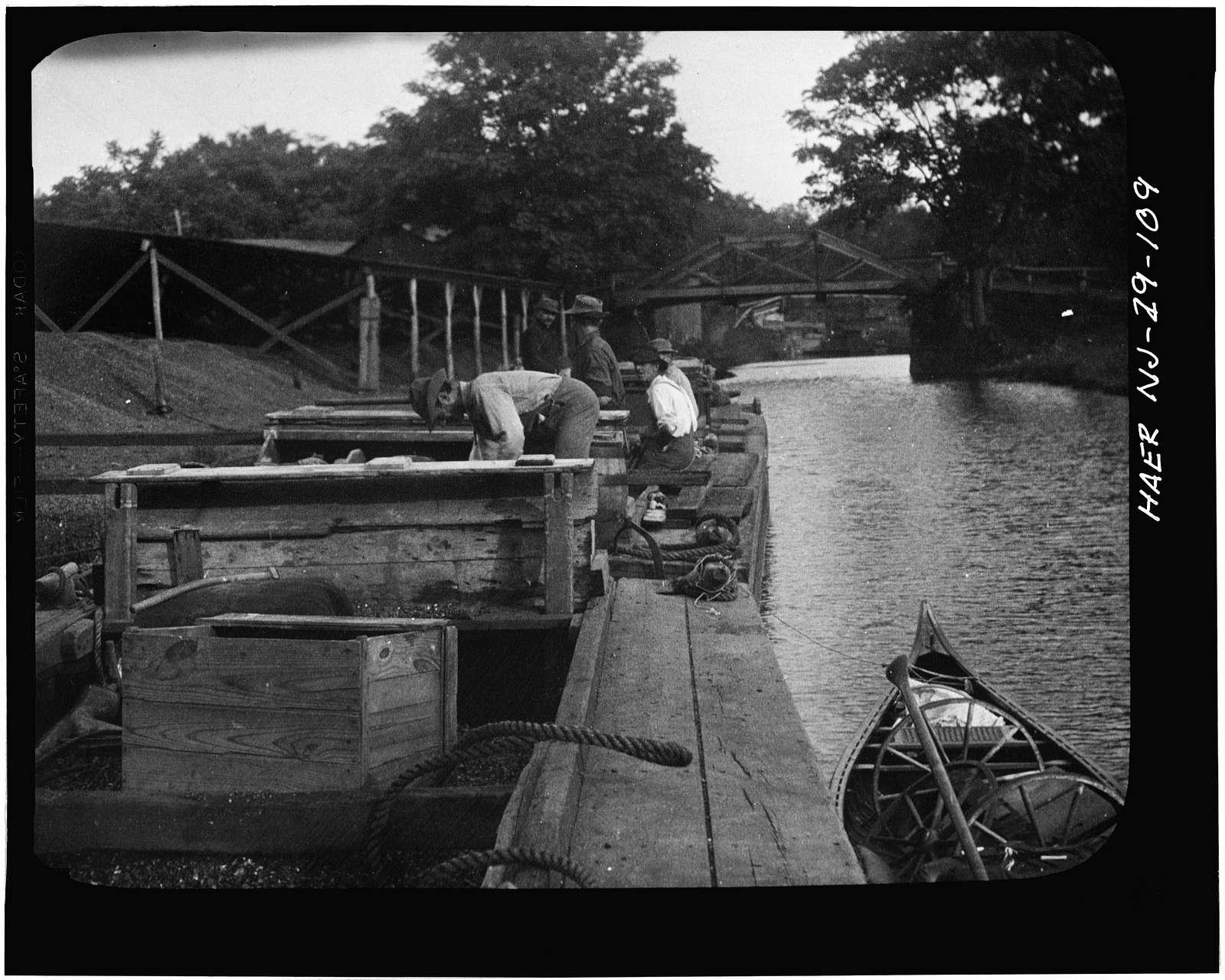 Morris Canal, Phillipsburg, Warren County, NJ