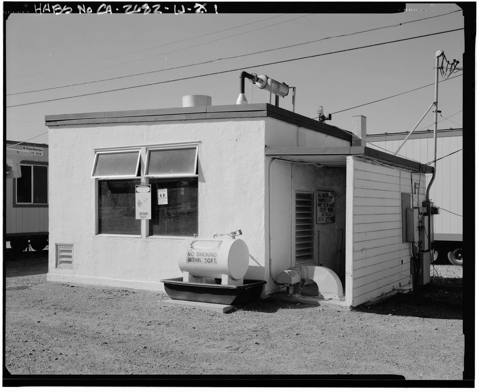 Naval Supply Annex Stockton, Sanitary Sewer, Between Fyffe & Davis Avenues & Humphreys Drive, Stockton, San Joaquin County, CA