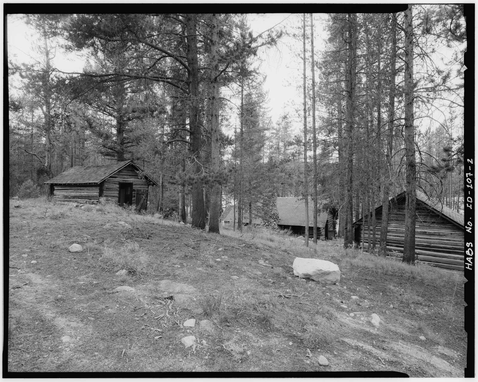 Peavy Cabins, Block A, Lot 1, Stanley, Custer County, ID