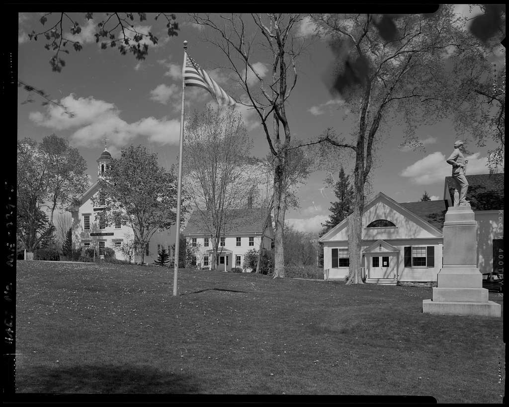 Samuel P. Grindle House, 13 School Street, Castine, Hancock County, ME
