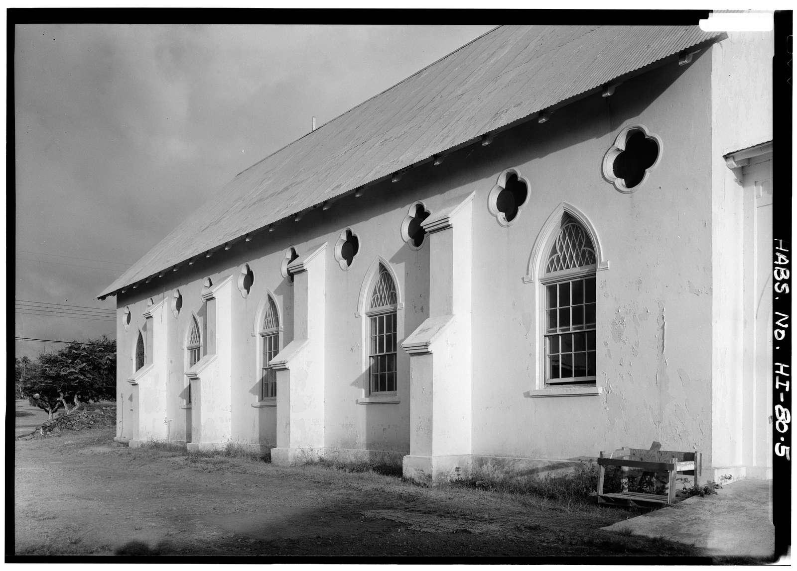 St. Francis Catholic Church, Moloka'i Island, Kalaupapa, Kalawao County, HI