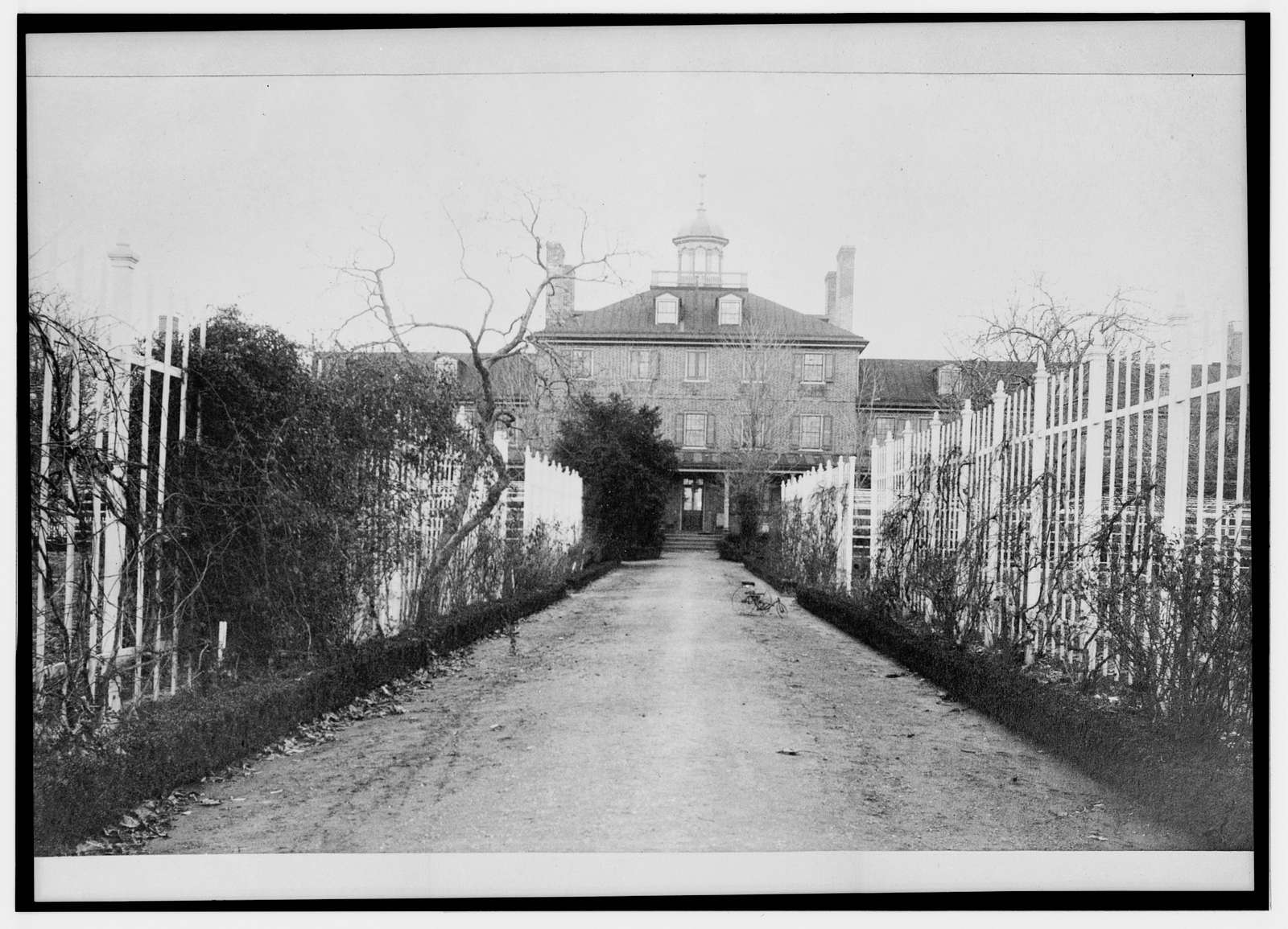The Lazaretto, Delaware River vicinity, Essington, Delaware County, PA