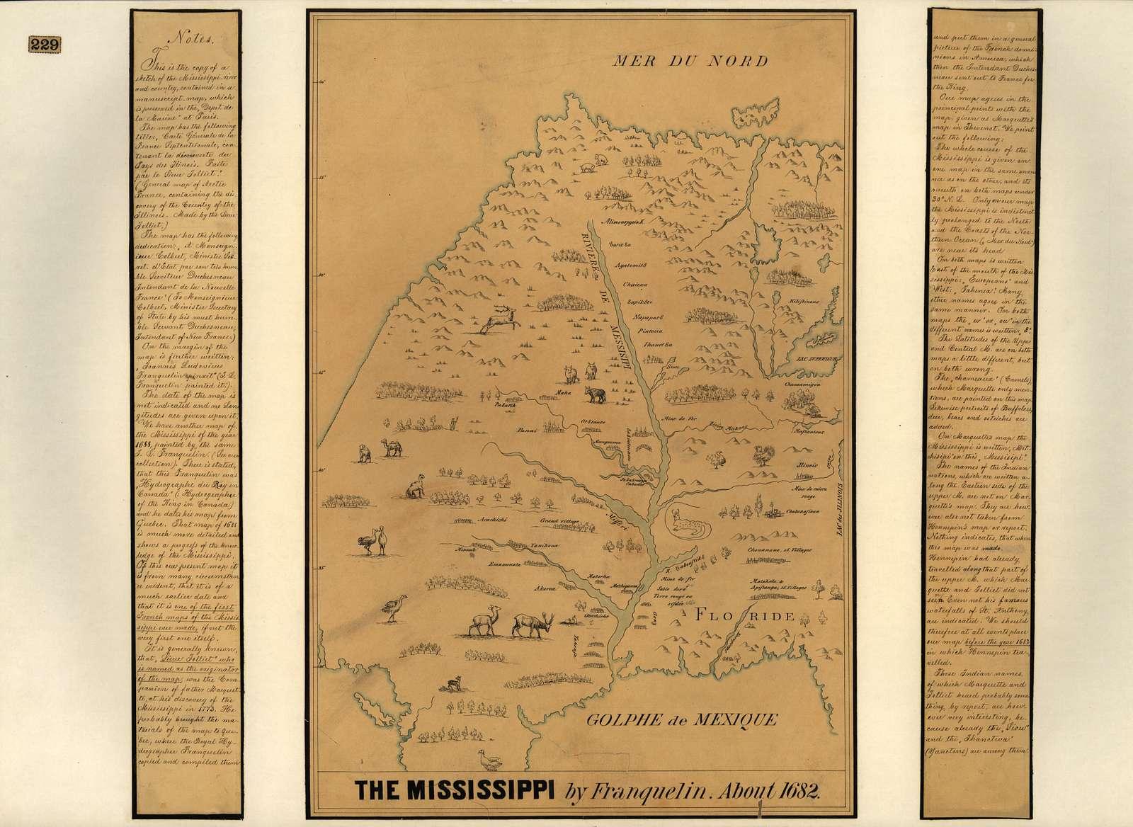 The Mississippi /