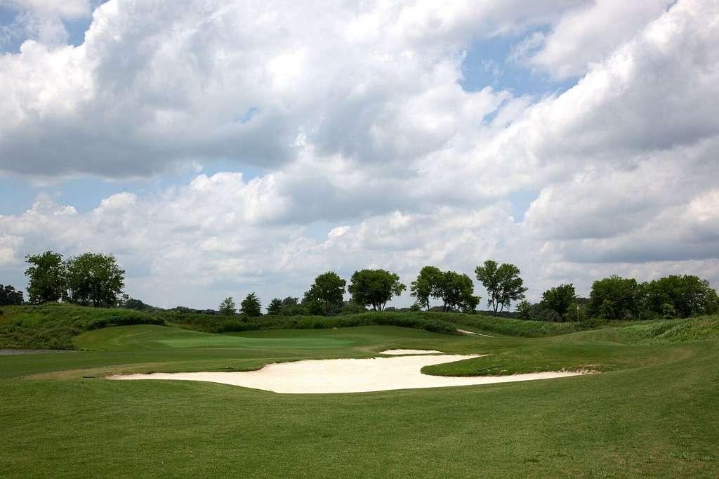 The Robert Trent Jones Golf Trail at The Shoals, Muscle Shoals, Alabama