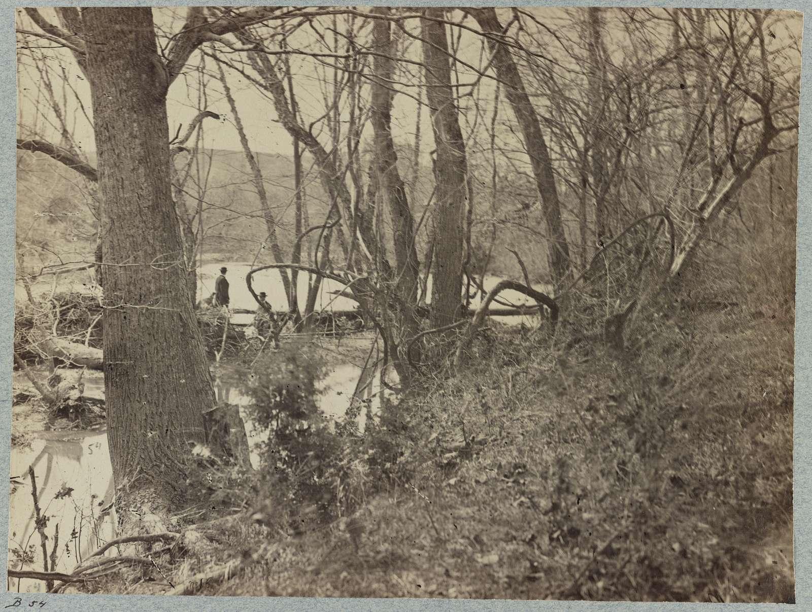 View on Rapidan River, Va.