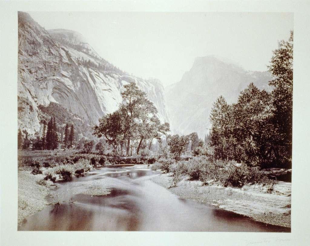 Yosemite's Domes