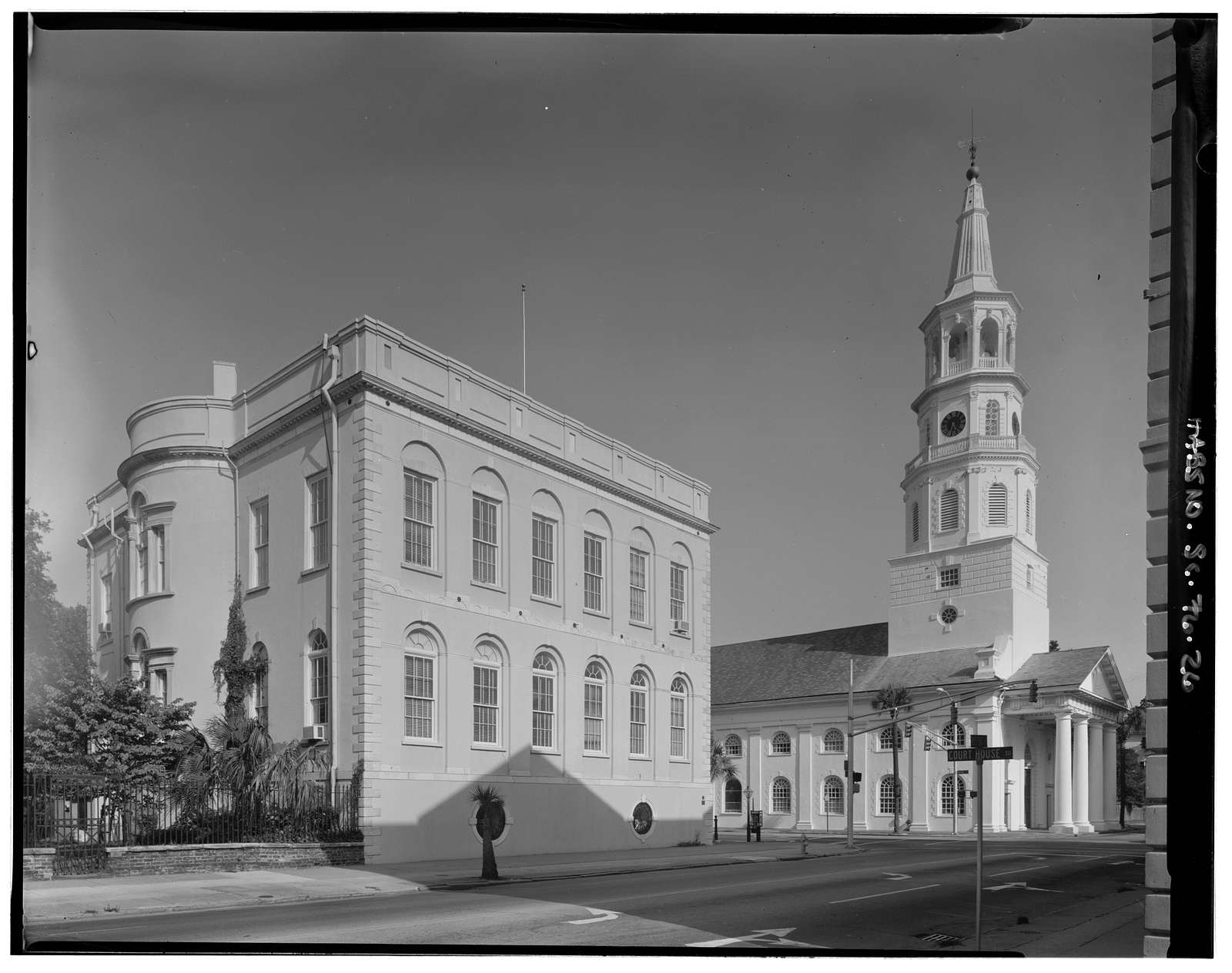 Bank of the United States, 80 Broad Street, Charleston, Charleston County, SC