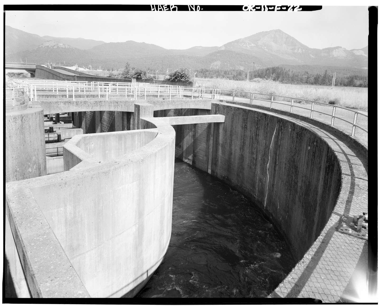 Bonneville Project, Bonneville Dam, Columbia River, Bonneville, Multnomah County, OR