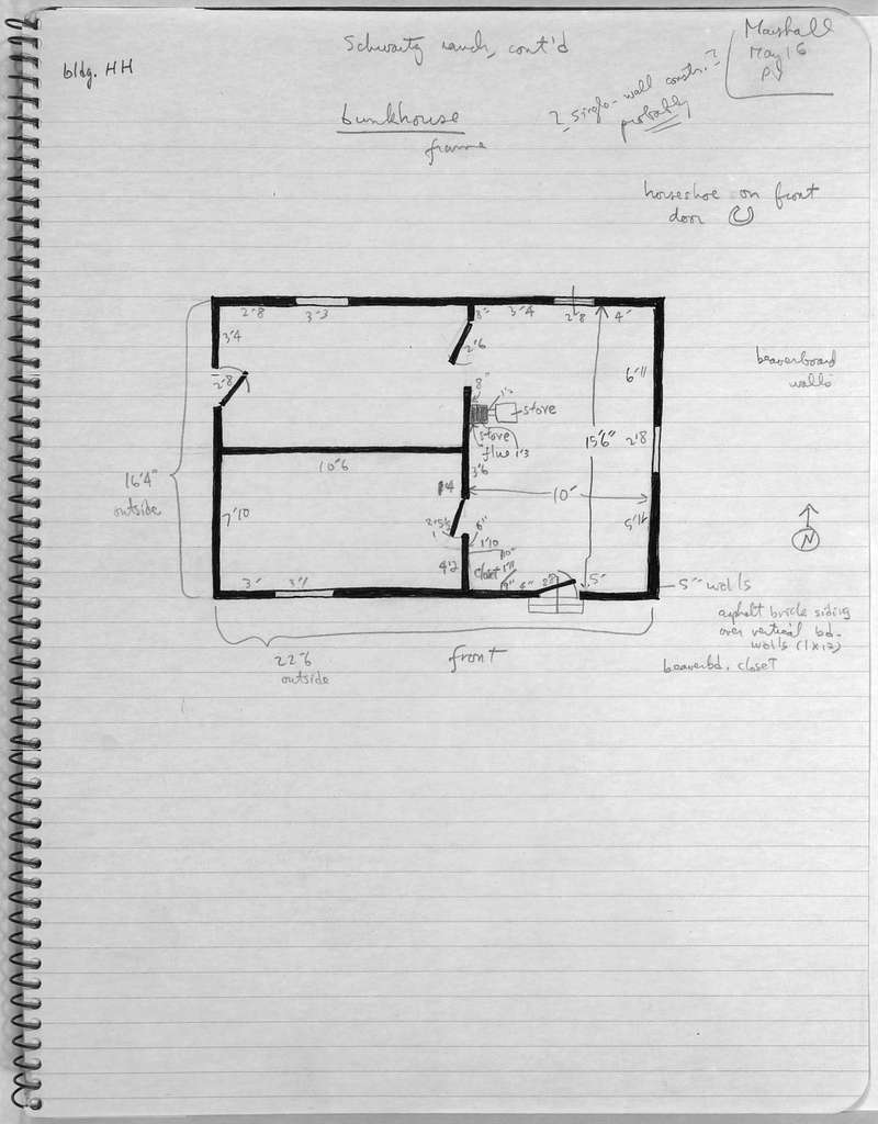 Bunkhouse Plan, Schwartz Ranch - PICRYL Public Domain Image on hunting cabins building plans, modular ranch floor plans, ranch home building plans, ranch style floor plans 1700 to 1800 sq ft, ranch duplex plans, ranch house plans cottage, ranch shed plans, open ranch floor plans, loft bed design plans, ranch house on land, ranch cabins plans, small pole barn plans, small house plans, ranch apartment plans, rustic cabin plans, prow ranch home plans, ranch floor plans with loft, bill clark homes floor plans, ranch farmhouse plans, ranch barn plans,