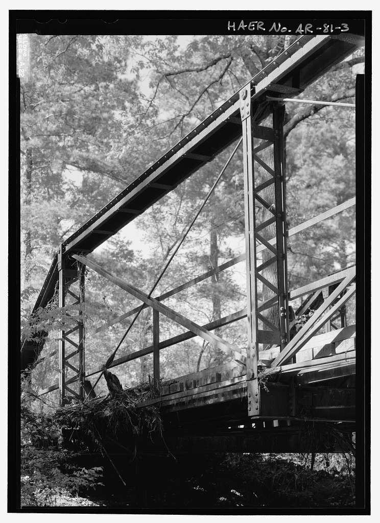 DeGray Creek Bridge, Spanning DeGray Creek at Blish Road (CR 50), Arkadelphia, Clark County, AR