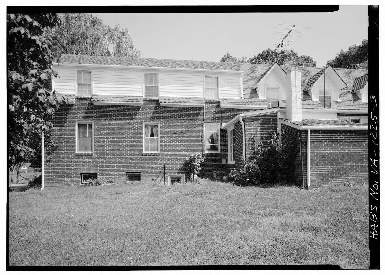 Ferncliff Farm, Route 613 & South Anna Bridge vicinity, Trevilians, Louisa County, VA
