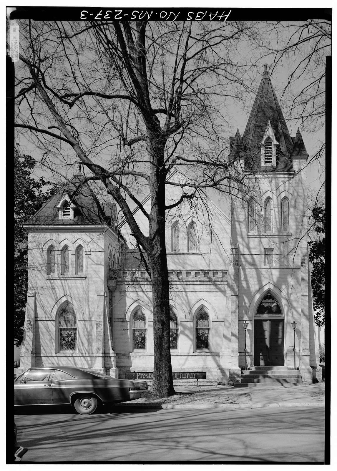 First Presbyterian Church, Fillmore Street, Corinth, Alcorn County, MS