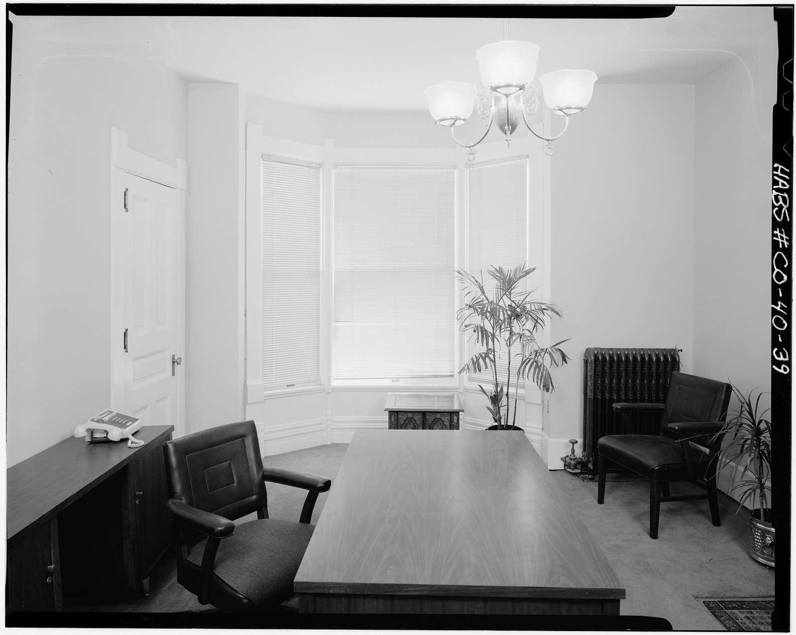George Schleier Mansion, 1665 Grant Street, Denver, Denver County, CO