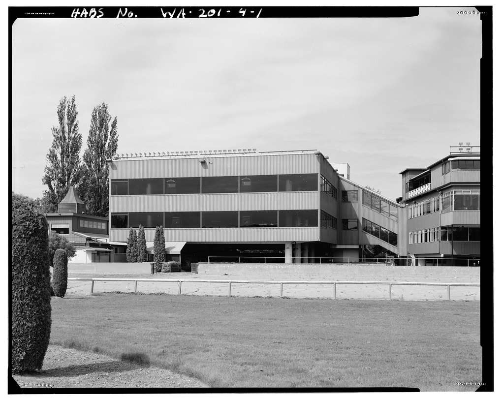 Longacres, Paddock Club, 1621 Southwest Sixteenth Street, Renton, King County, WA