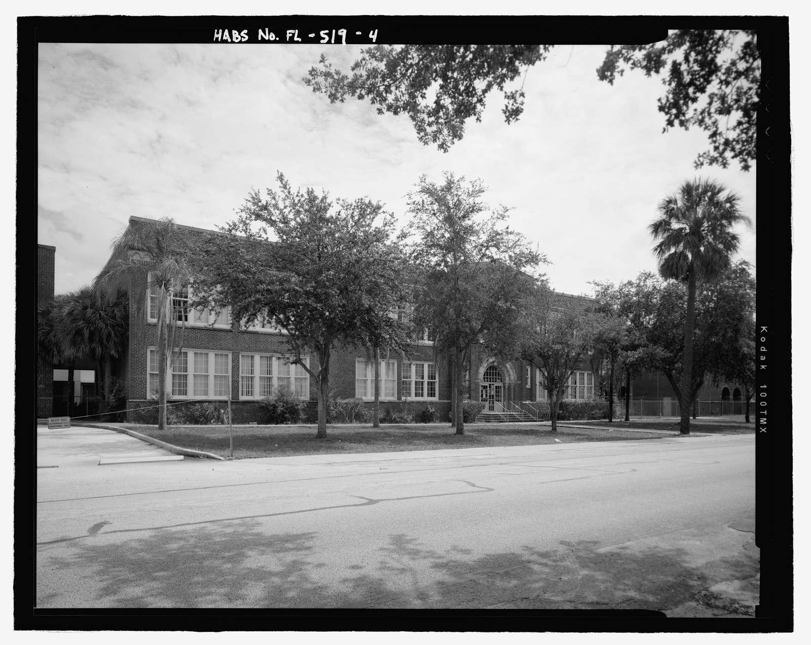 Oak Park Elementary School, 4916 East Tenth Avenue, Tampa, Hillsborough County, FL