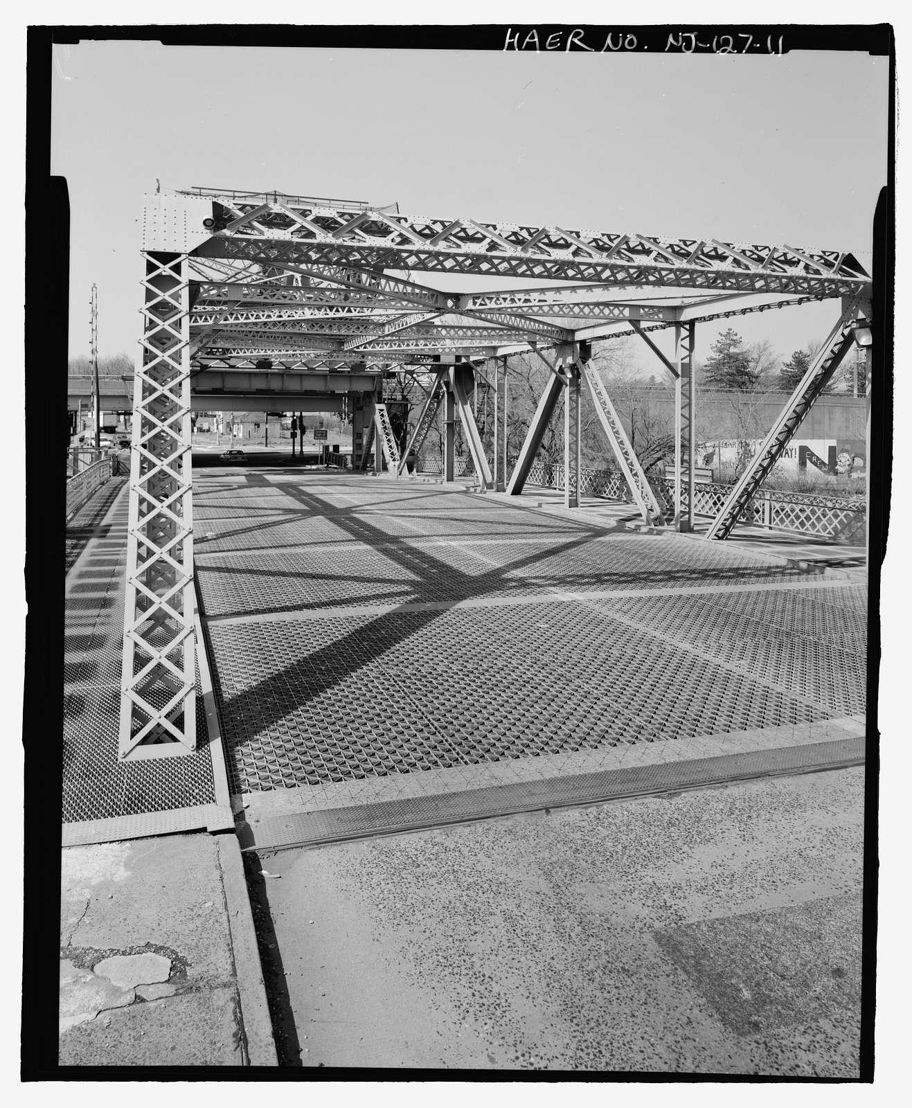Route 7 Bridge, Route 7 (1AG) over Passaic River, Belleville, Essex County, NJ