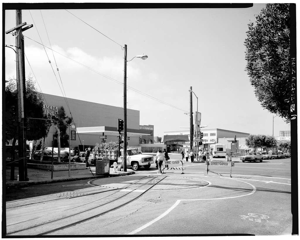 San Francisco Cable Railway, Washington & Mason Streets, San Francisco, San Francisco County, CA