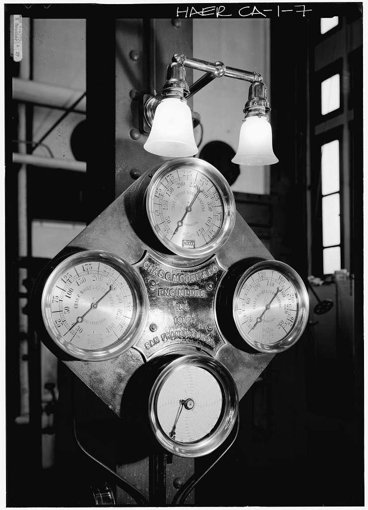 San Francisco Fire Department, Pumping Station No. 2, Van Ness Avenue at Bay, San Francisco, San Francisco County, CA