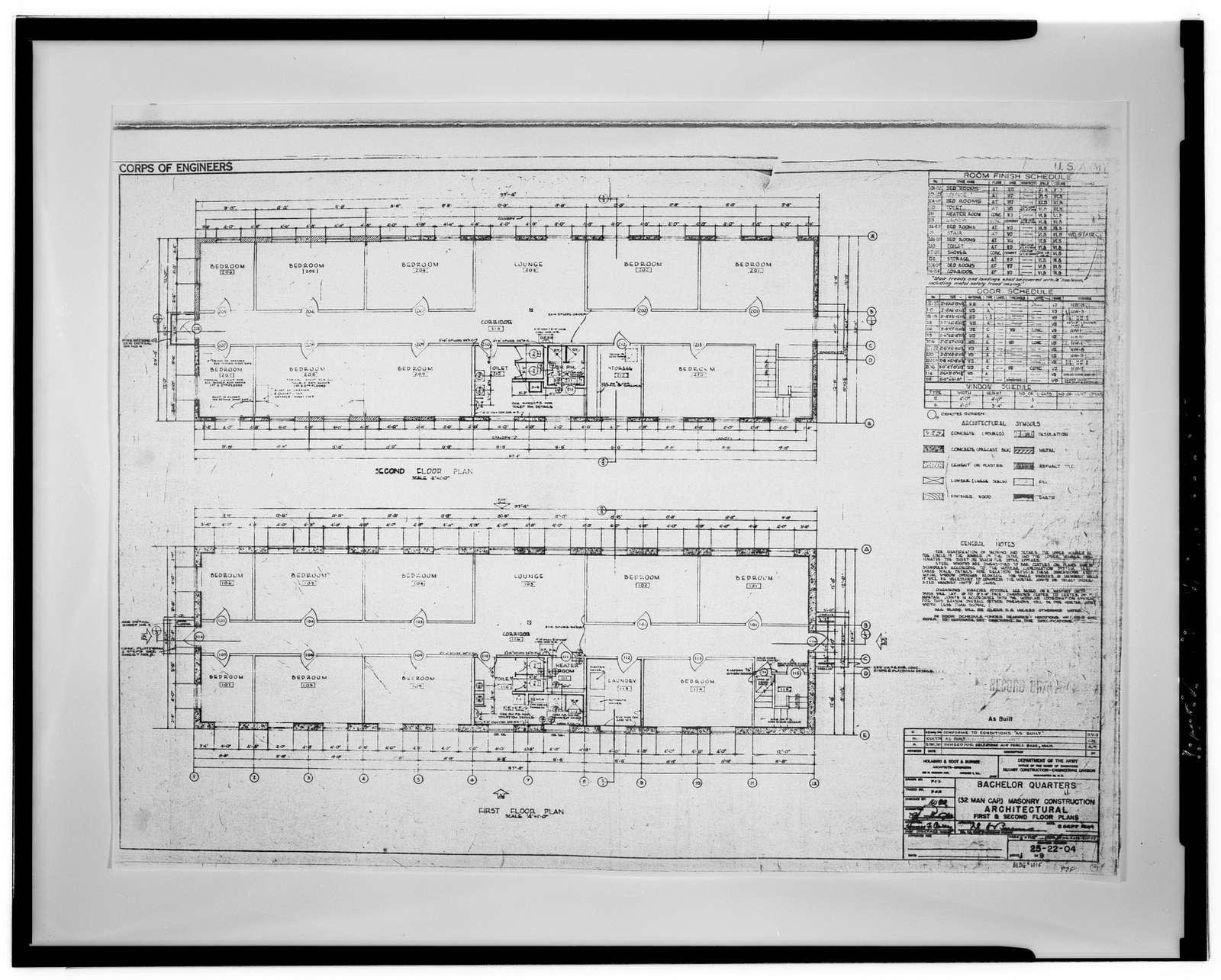 Selfridge Field, Building Nos. 1012, 1015, 1016, 1017, Doolittle Drive south of B Street, Mount Clemens, Macomb County, MI