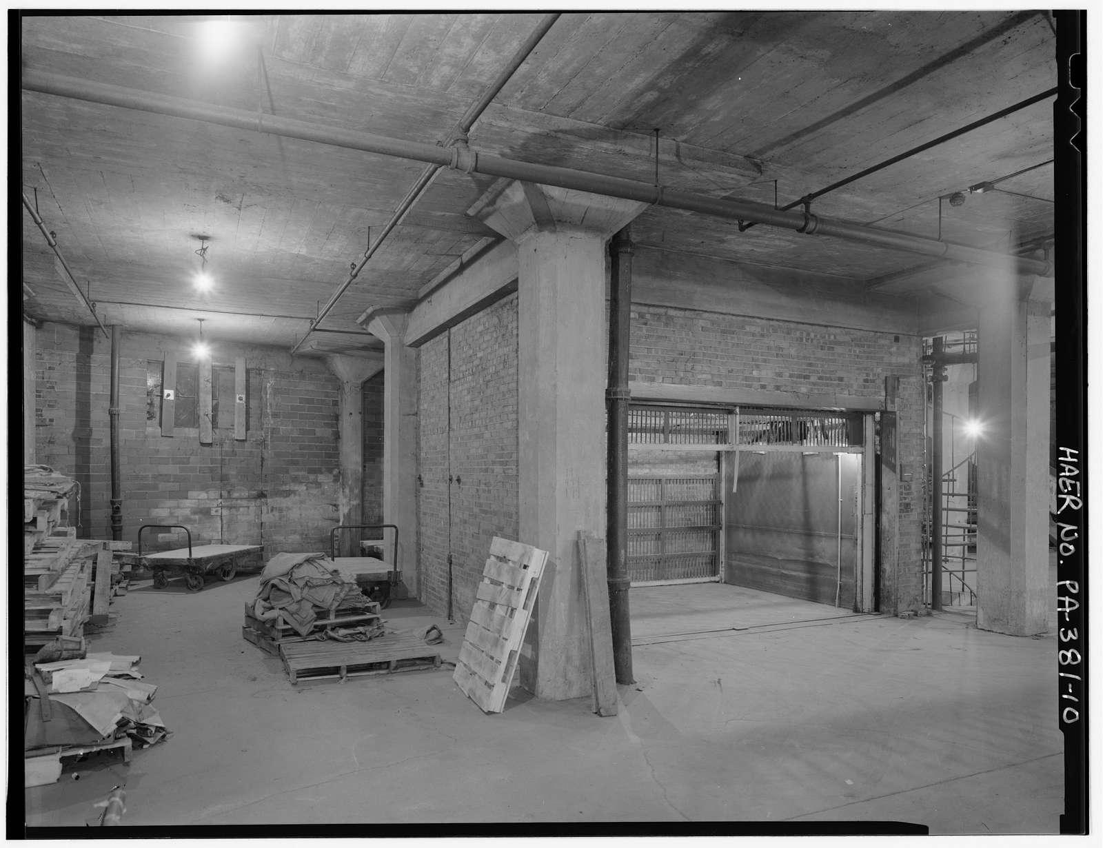 Stewart Company Grain Elevator, 16 West Carson Street, Pittsburgh, Allegheny County, PA
