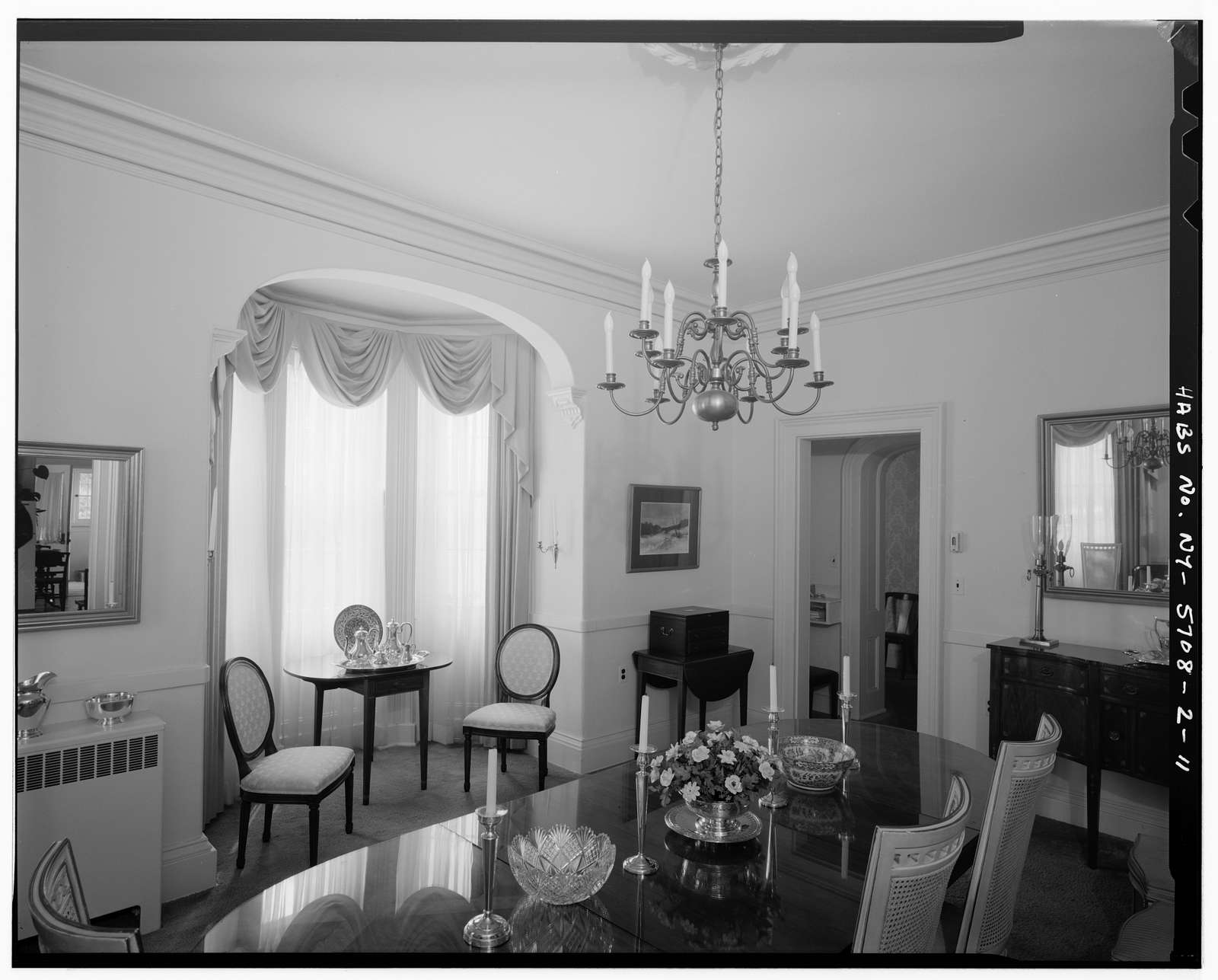 U. S. Military Academy, Officer's Quarters, West Point, Orange County, NY
