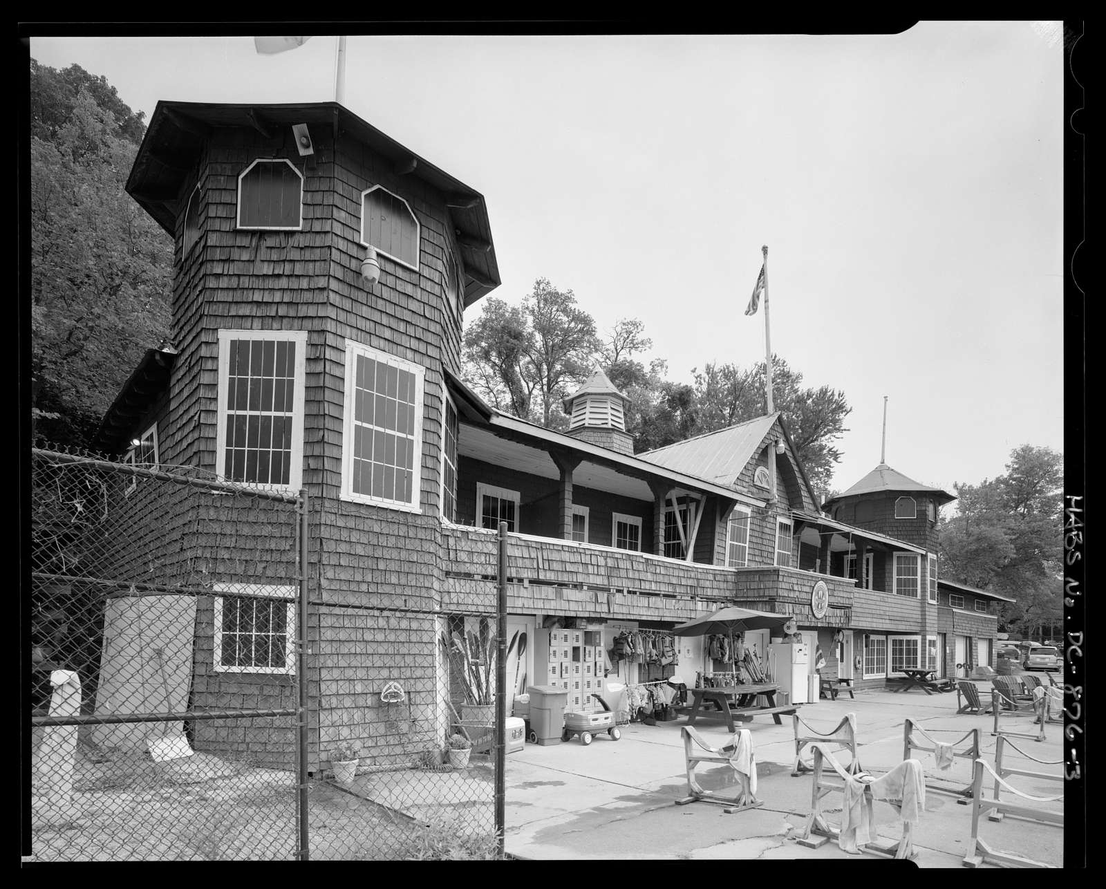 Washington Canoe Club, 3700 Water Street Northwest, Washington, District of Columbia, DC