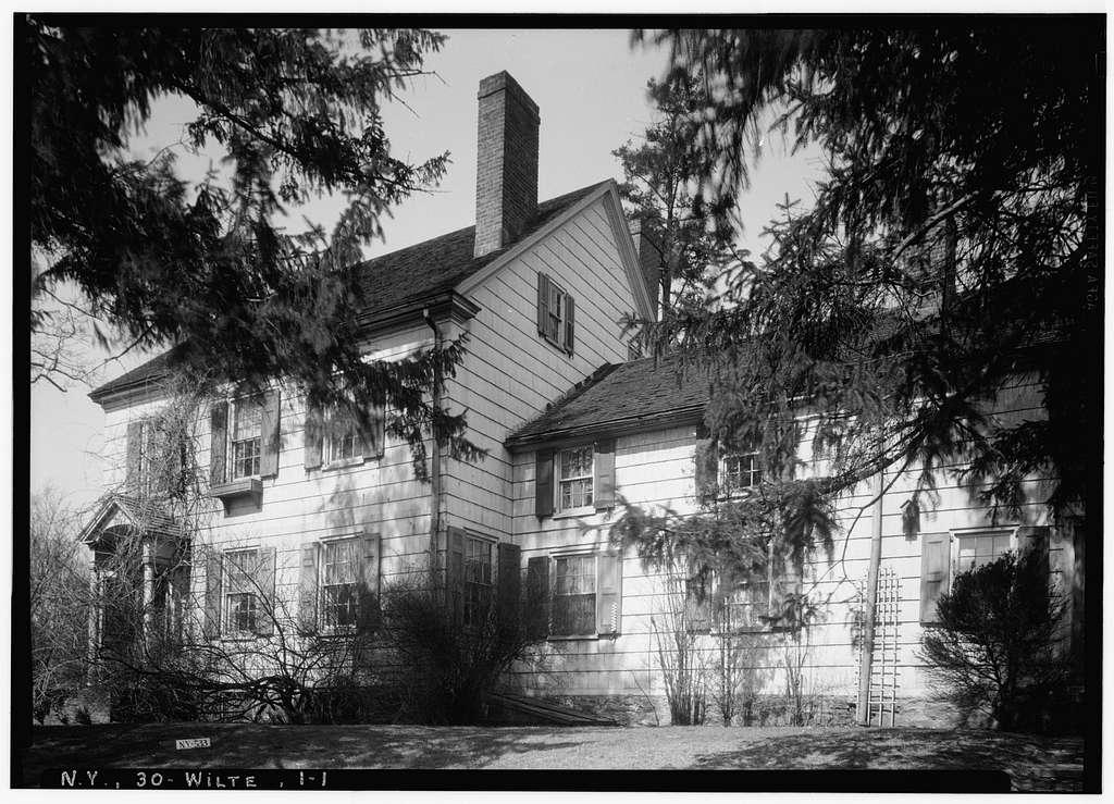 Willis-Post House, Willis Avenue, East Williston, Nassau County, NY