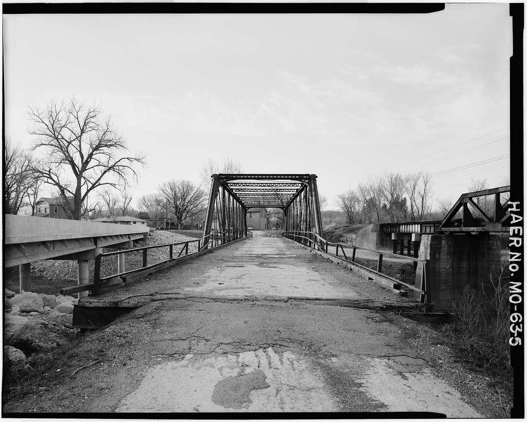 Windsor Harbor Road Bridge, Spanning Rock Creek on Windsor Harbor Road, Kimmswick, Jefferson County, MO