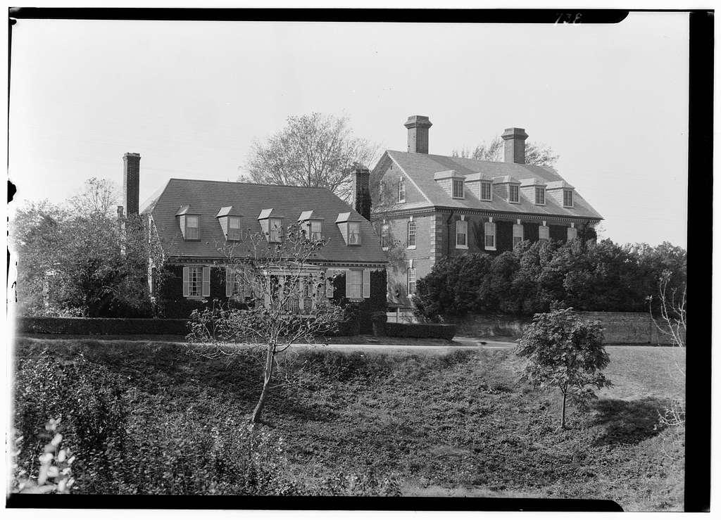 York Hall, State Route 1005 & Main Street, Yorktown, York County, VA